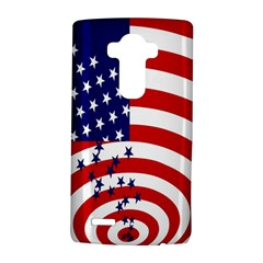 Star Line Hole Red Blue Lg G4 Hardshell Case by Mariart