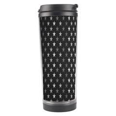 Rabstol Net Black White Space Light Travel Tumbler by Mariart