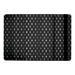 Rabstol Net Black White Space Light Samsung Galaxy Tab Pro 10 1  Flip Case by Mariart