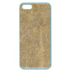Abstract Forest Trees Age Aging Apple Seamless Iphone 5 Case (color) by Nexatart
