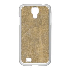 Abstract Forest Trees Age Aging Samsung Galaxy S4 I9500/ I9505 Case (white)
