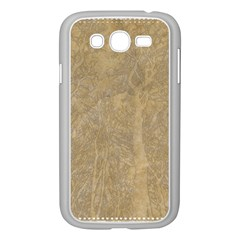 Abstract Forest Trees Age Aging Samsung Galaxy Grand Duos I9082 Case (white)