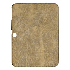 Abstract Forest Trees Age Aging Samsung Galaxy Tab 3 (10 1 ) P5200 Hardshell Case