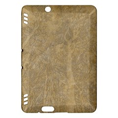 Abstract Forest Trees Age Aging Kindle Fire Hdx Hardshell Case by Nexatart
