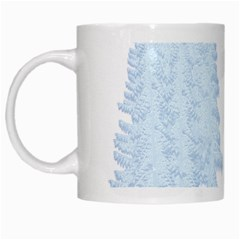 Winter Snow Trees Forest White Mugs by Nexatart