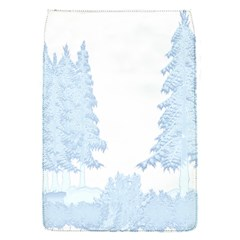 Winter Snow Trees Forest Flap Covers (s)