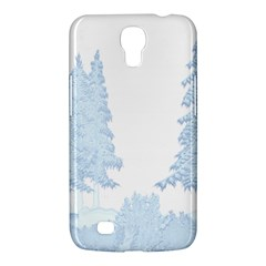 Winter Snow Trees Forest Samsung Galaxy Mega 6 3  I9200 Hardshell Case