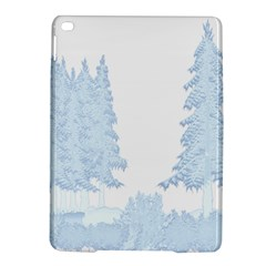 Winter Snow Trees Forest Ipad Air 2 Hardshell Cases by Nexatart