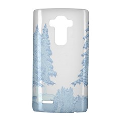 Winter Snow Trees Forest Lg G4 Hardshell Case by Nexatart