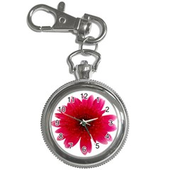 Flower Isolated Transparent Blossom Key Chain Watches
