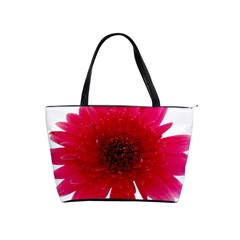 Flower Isolated Transparent Blossom Shoulder Handbags by Nexatart
