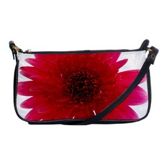 Flower Isolated Transparent Blossom Shoulder Clutch Bags