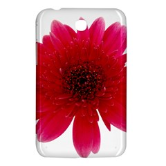 Flower Isolated Transparent Blossom Samsung Galaxy Tab 3 (7 ) P3200 Hardshell Case  by Nexatart