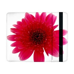 Flower Isolated Transparent Blossom Samsung Galaxy Tab Pro 8 4  Flip Case by Nexatart