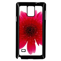 Flower Isolated Transparent Blossom Samsung Galaxy Note 4 Case (black) by Nexatart
