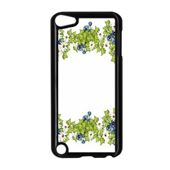 Birthday Card Flowers Daisies Ivy Apple Ipod Touch 5 Case (black) by Nexatart