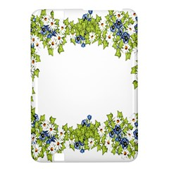 Birthday Card Flowers Daisies Ivy Kindle Fire Hd 8 9  by Nexatart