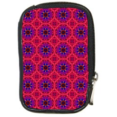 Retro Abstract Boho Unique Compact Camera Cases by Nexatart