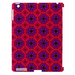 Retro Abstract Boho Unique Apple Ipad 3/4 Hardshell Case (compatible With Smart Cover)