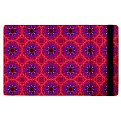 Retro Abstract Boho Unique Apple Ipad 2 Flip Case by Nexatart