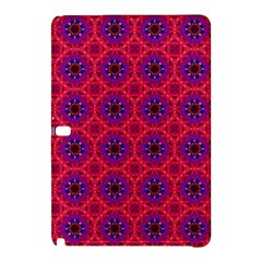 Retro Abstract Boho Unique Samsung Galaxy Tab Pro 10 1 Hardshell Case by Nexatart