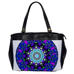 Graphic Isolated Mandela Colorful Office Handbags by Nexatart