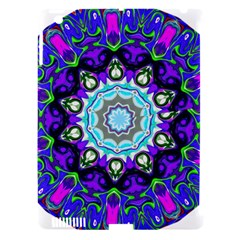 Graphic Isolated Mandela Colorful Apple Ipad 3/4 Hardshell Case (compatible With Smart Cover) by Nexatart