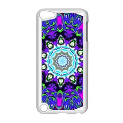 Graphic Isolated Mandela Colorful Apple Ipod Touch 5 Case (white) by Nexatart