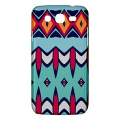 Rhombus Hearts And Other Shapes       Samsung Galaxy Duos I8262 Hardshell Case by LalyLauraFLM