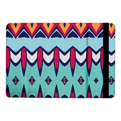 Rhombus Hearts And Other Shapes       Samsung Galaxy Tab Pro 8 4  Flip Case by LalyLauraFLM