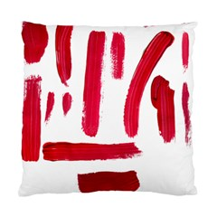 Paint Paint Smear Splotch Texture Standard Cushion Case (two Sides) by Nexatart