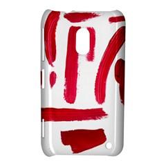 Paint Paint Smear Splotch Texture Nokia Lumia 620 by Nexatart
