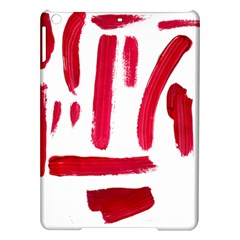 Paint Paint Smear Splotch Texture Ipad Air Hardshell Cases