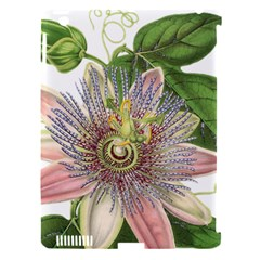 Passion Flower Flower Plant Blossom Apple Ipad 3/4 Hardshell Case (compatible With Smart Cover) by Nexatart