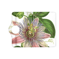 Passion Flower Flower Plant Blossom Kindle Fire Hd (2013) Flip 360 Case by Nexatart