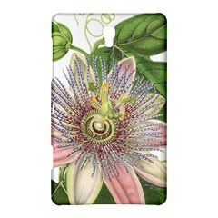 Passion Flower Flower Plant Blossom Samsung Galaxy Tab S (8 4 ) Hardshell Case