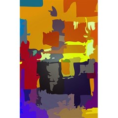 Abstract Vibrant Colour 5 5  X 8 5  Notebooks by Nexatart