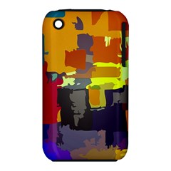 Abstract Vibrant Colour Iphone 3s/3gs by Nexatart