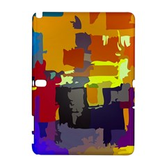 Abstract Vibrant Colour Galaxy Note 1 by Nexatart