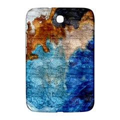 Painted Texture        Samsung Galaxy Mega 5 8 I9152 Hardshell Case by LalyLauraFLM