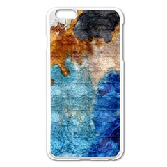 Painted Texture        Apple Iphone 6/6s Leather Folio Case by LalyLauraFLM