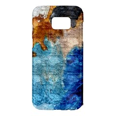 Painted Texture               Samsung Galaxy S7 Hardshell Case by LalyLauraFLM