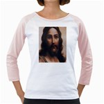Jesus_078 Girly Raglan