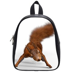 Squirrel Wild Animal Animal World School Bags (small)