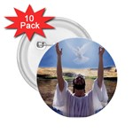 Jesus_078 2.25  Button (10 pack)