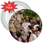 Jesus_078 3  Button (10 pack)