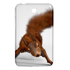 Squirrel Wild Animal Animal World Samsung Galaxy Tab 3 (7 ) P3200 Hardshell Case