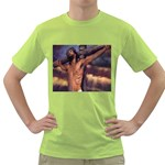 Jesus_078 Green T-Shirt