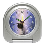 Jesus_078 Travel Alarm Clock