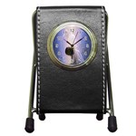Jesus_078 Pen Holder Desk Clock